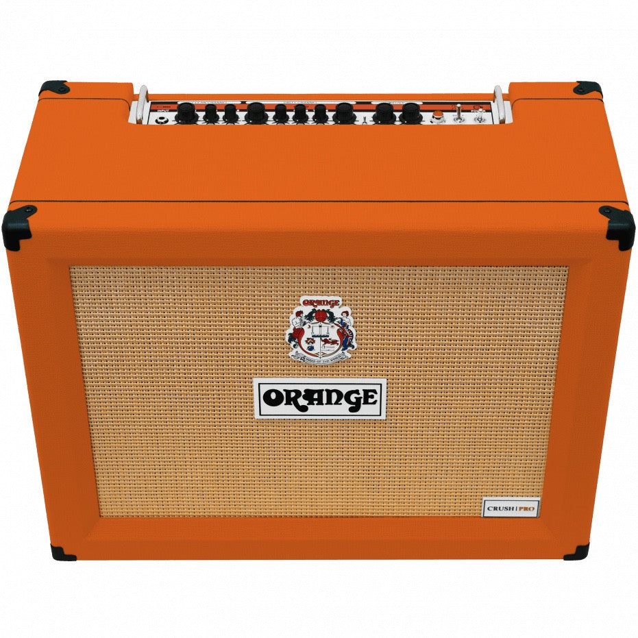 "Orange Crush Pro 120 CR120C 120-watt 2x12"" Combo Amp 
