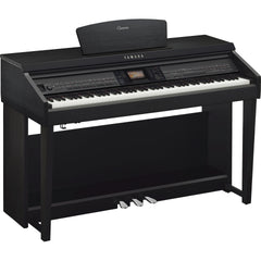 Yamaha Clavinova CVP-701B Digital Home Piano - Black Walnut | Music Experience | Shop Online | South Africa