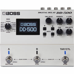 Boss DD-500 Digital Delay Pedal | Music Experience | Shop Online | South Africa