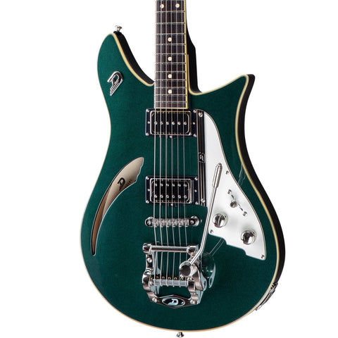 Duesenberg Double Cat Catalina Green DDC-CTG | Music Experience | Shop Online | South Africa
