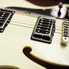 Duesenberg Fullerton C.C. Vintage White | Music Experience | Shop Online | South Africa