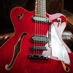 Duesenberg Gran Majesto Cherry Red | Music Experience | Shop Online | South Africa