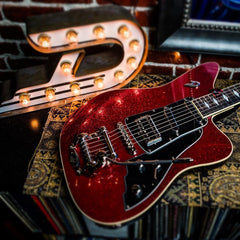 Duesenberg Red-Sparkle DPA-RDS | Music Experience | Shop Online | South Africa