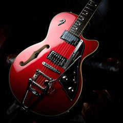Duesenberg Starplayer III Catalina Red | Music Experience | Shop Online | South Africa