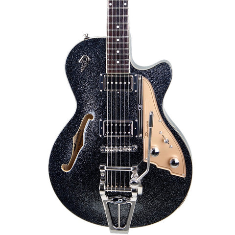 Duesenberg Starplayer TV Black-Sparkle DTV-BKS | Music Experience | Shop Online | South Africa