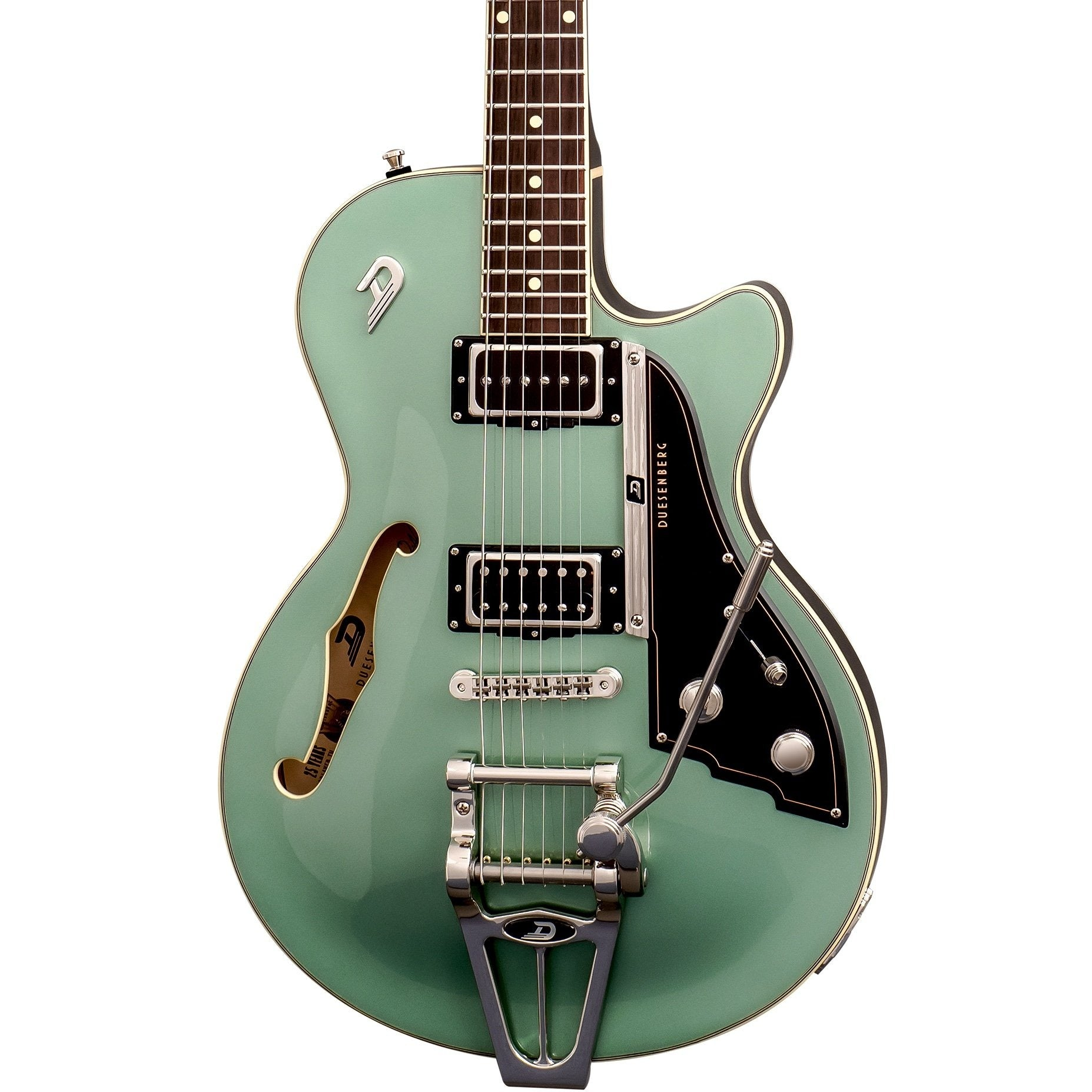 Duesenberg Starplayer TV - Catalina Harbor Green | Music Experience | Shop Online | South Africa