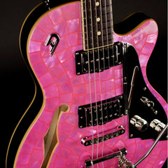 Duesenberg Starplayer TV - Pink Pearl | Music Experience | Shop Online | South Africa