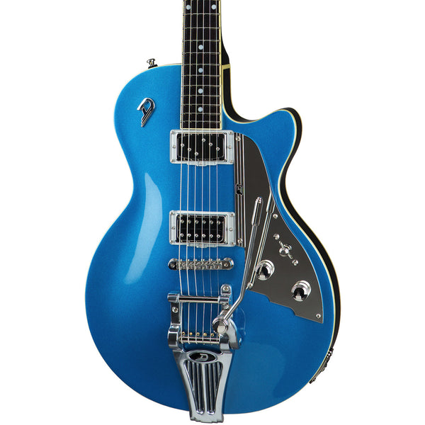 Duesenberg Starplayer TV Streamline Catalina-Blue DTV-NF-CTB