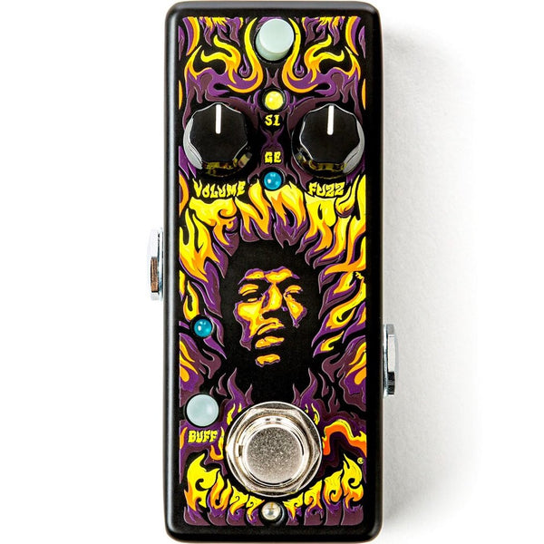 Dunlop JHW1 Jimi Hendrix '69 Psych Series Fuzz Face Distortion | Music Experience | Shop Online | South Africa