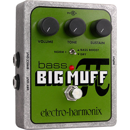 Electro-Harmonix Bass Big Muff Pi Distortion/Sustainer | Music Experience | Shop Online | South Africa