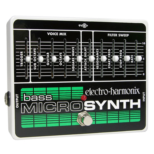 Electro-Harmonix Bass Micro Synth | Music Experience | Shop Online | South Africa