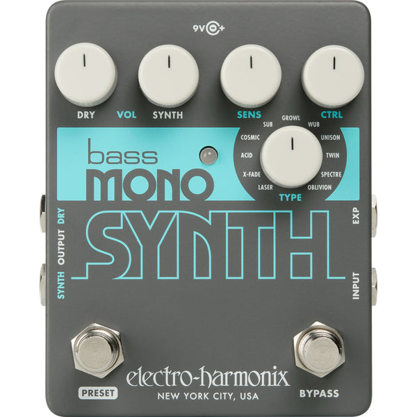 Electro-Harmonix Bass Mono Synth Bass Synthesizer | Music Experience | Shop Online | South Africa