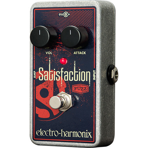 Electro-Harmonix Satisfaction Fuzz | Music Experience | Shop Online | South Africa