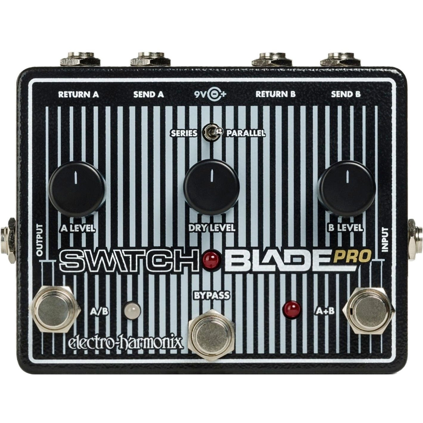 Electro-Harmonix Switchblade Pro Deluxe Switcher | Music Experience | Shop Online | South Africa