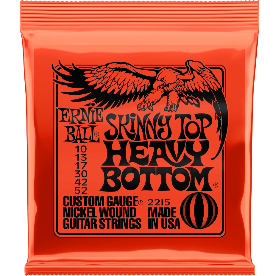 Ernie Ball Slinky - Skinny Top Heavy Bottom | Music Experience | Shop Online | South Africa