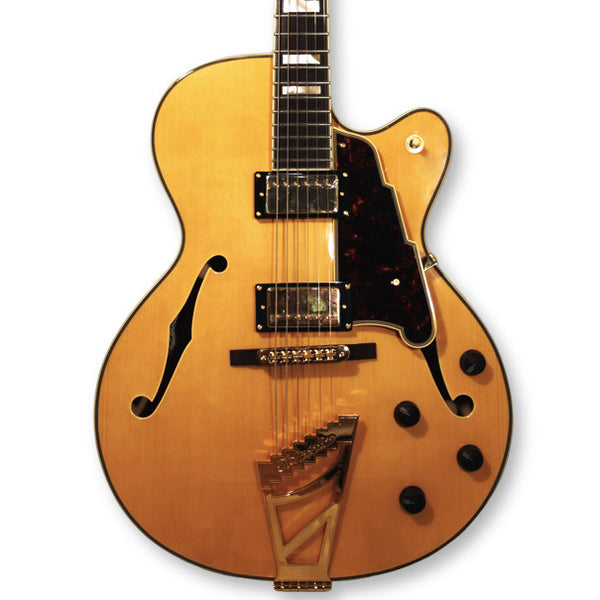 D'Angelico EX-DH Archtop Hollowbody