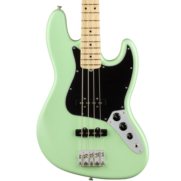 Fender American Performer Jazz Bass Satin Surf Green | Music Experience | Shop Online | South Africa