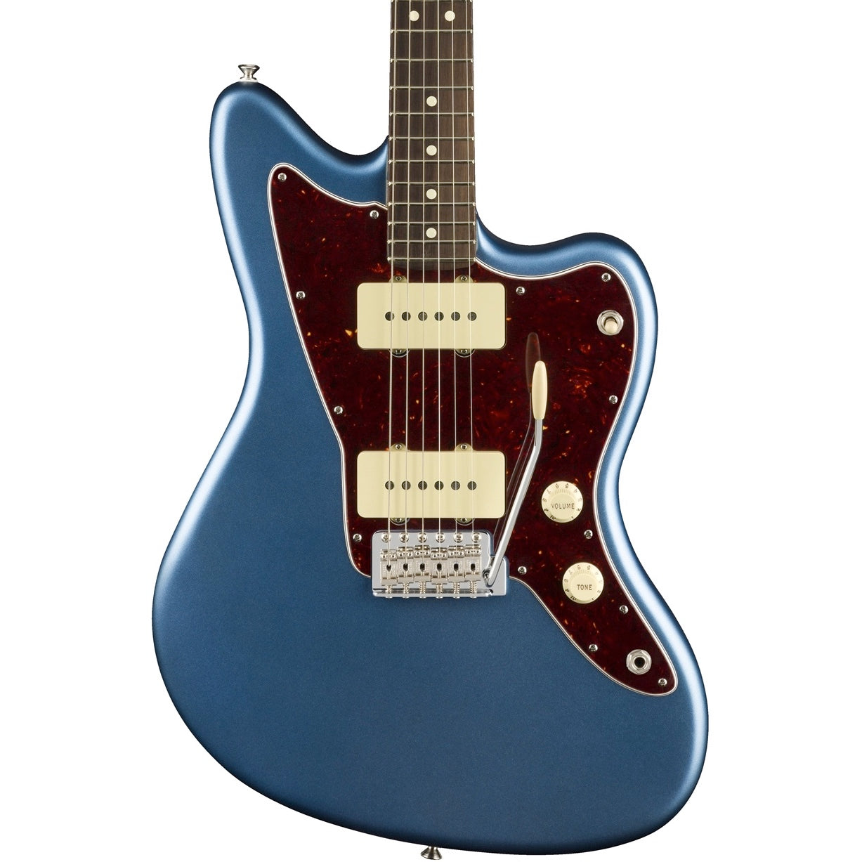 Fender American Performer Jazzmaster Satin Lake Placid Blue | Music Experience | Shop Online | South Africa