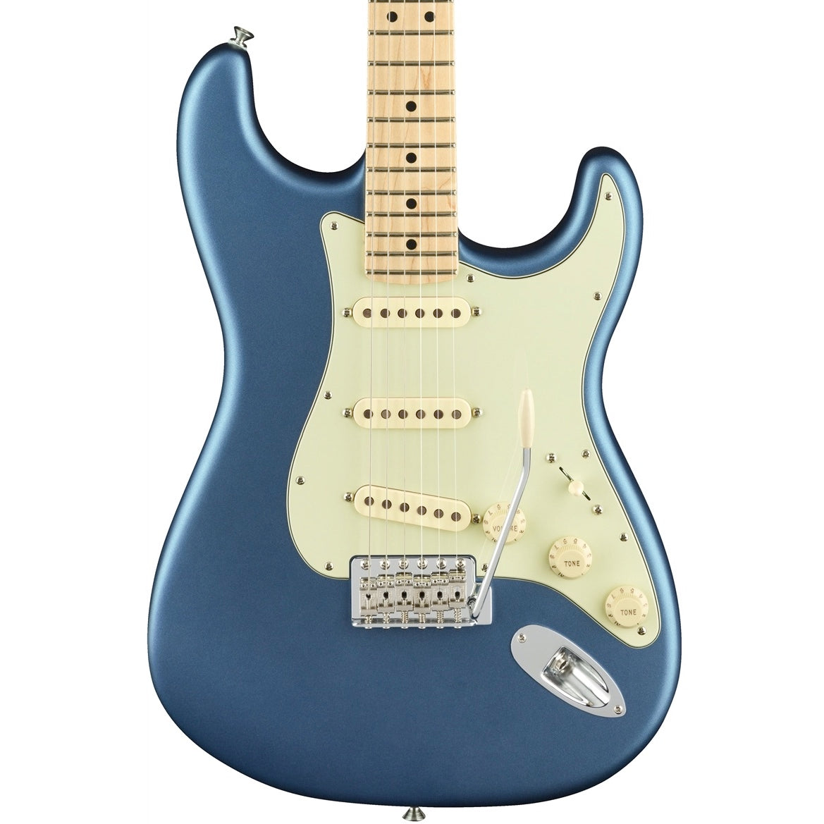 Fender American Performer Stratocaster Satin Lake Placid Blue | Music Experience | Shop Online | South Africa