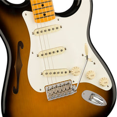 Fender Eric Johnson Thinline Stratocaster - 2-color Sunburst