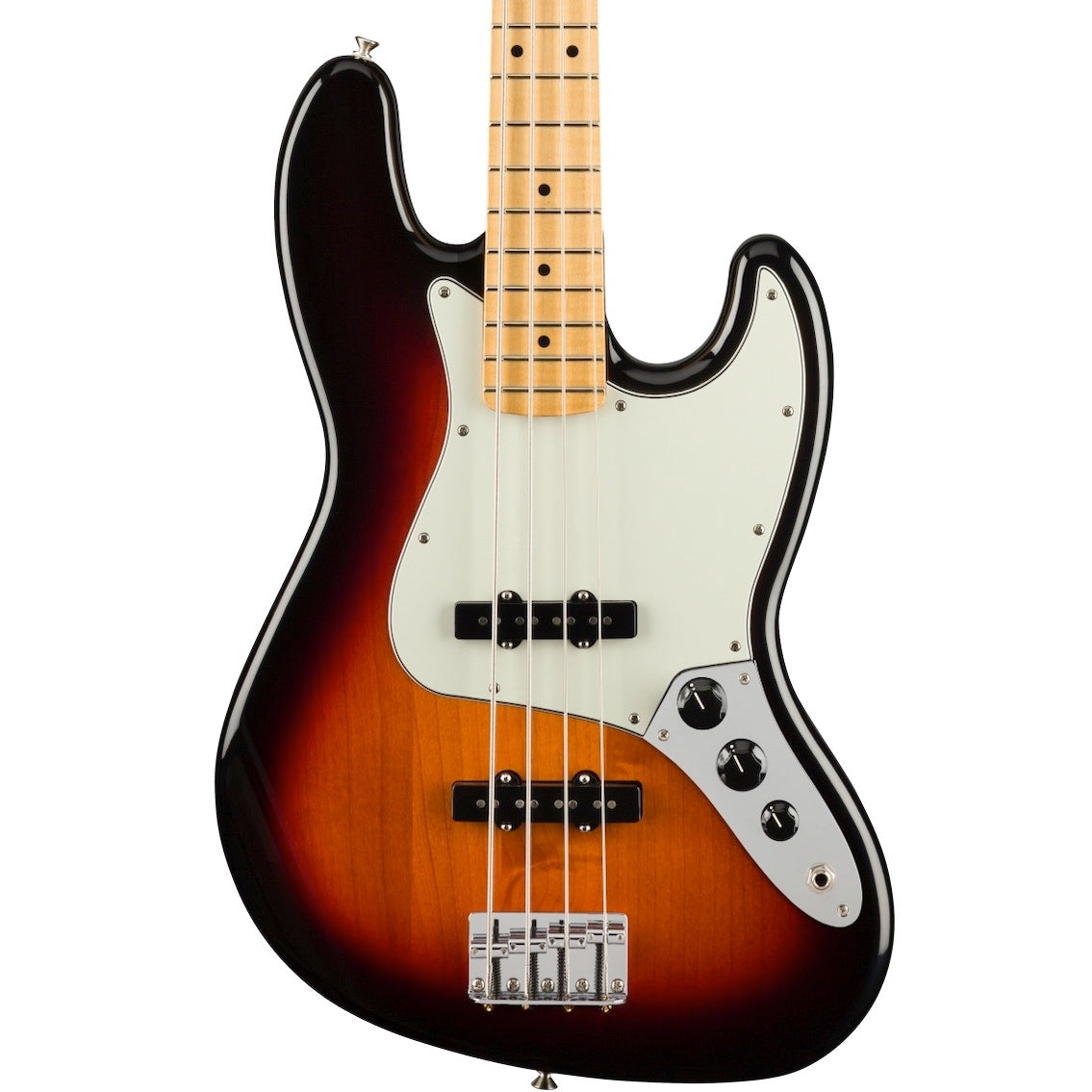 Fender Player Jazz Bass 3-Color Sunburst Maple | Music Experience | Shop Online | South Africa