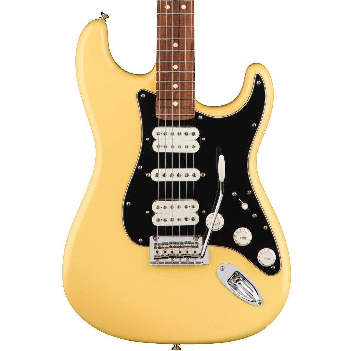 Fender Player Stratocaster HSH Buttercream | Music Experience | Shop Online | South Africa