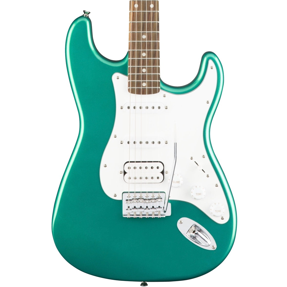Fender Squier Affinity Series Stratocaster HSS Race Green | Music Experience | Shop Online | South Africa
