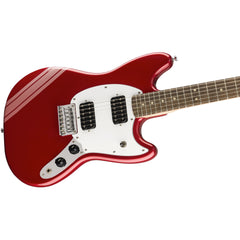 Fender Squier Bullet Mustang HH Competition Candy Apple Red | Music Experience | Shop Online | South Africa