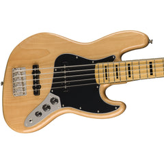 Fender Squier Classic Vibe '70s Jazz Bass V Natural | Music Experience | Shop Online | South Africa