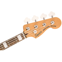 Fender Squier Classic Vibe Jaguar Bass Black | Music Experience | Shop Online | South Africa