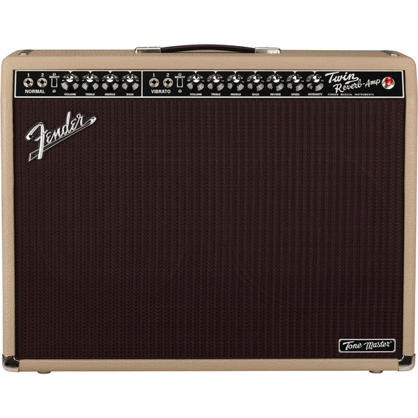 Fender Tone Master Twin Reverb Blonde Combo Amp | Music Experience | Shop Online | South Africa