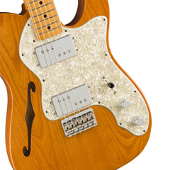 Fender Vintera '70s Telecaster Thinline Aged Natural | Music Experience | Shop Online | South Africa