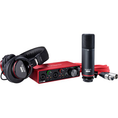 Focusrite Scarlett 2i2 Studio 3rd Generation Bundle | Music Experience | Shop Online | South Africa
