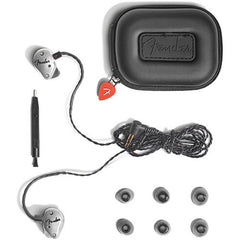 Fender FXA5 Pro In-Ear Monitors Silver | Music Experience | Shop Online | South Africa