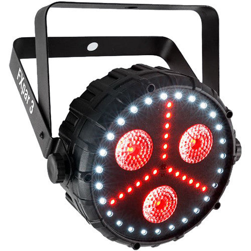 Chauvet DJ FXpar 3 RGB+UV Compact Effect Par Light with Strobe | Music Experience | Shop Online | South Africa