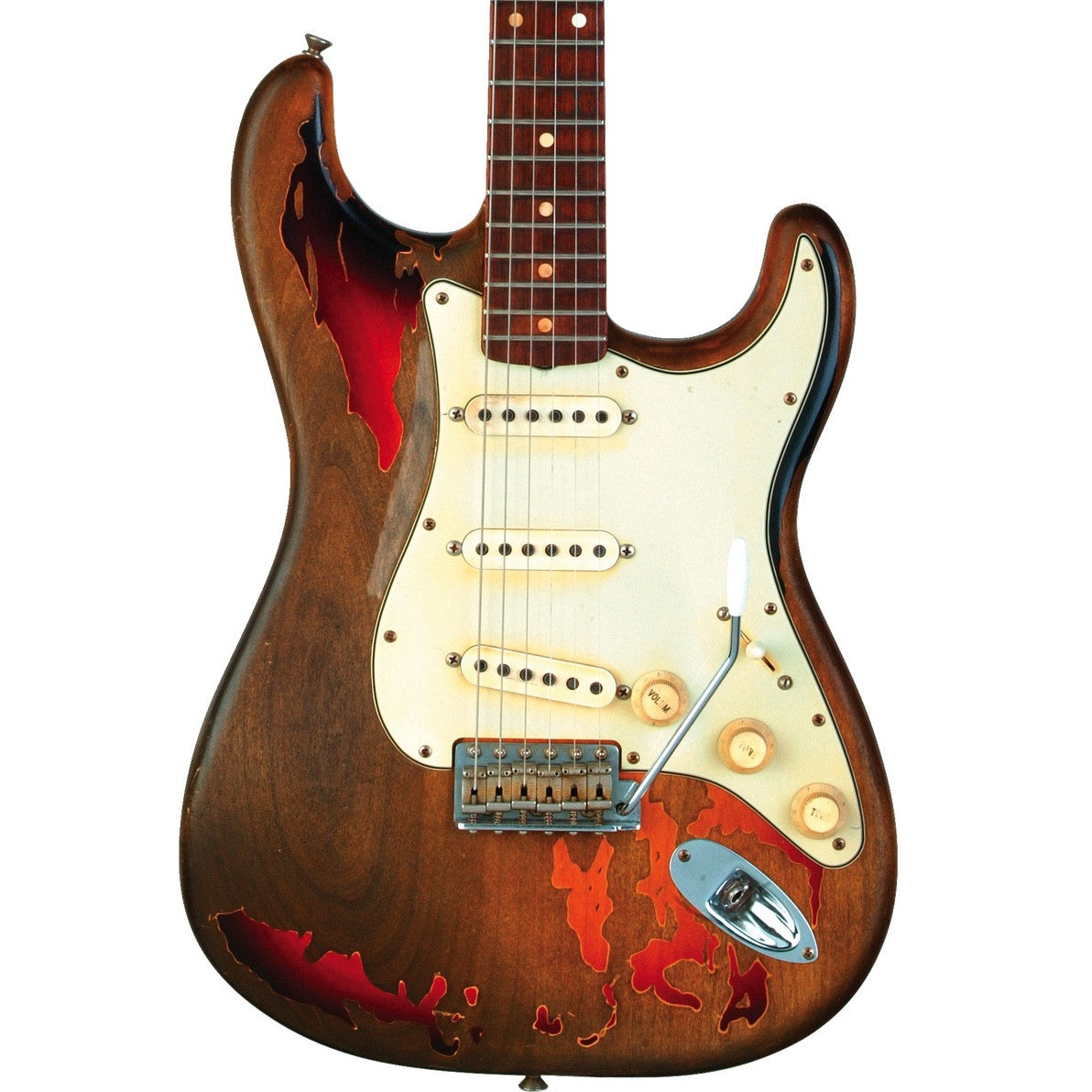 Fender Custom Shop Rory Gallagher Stratocaster | Music Experience | Shop Online | South Africa