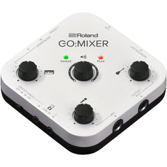 Roland GO:MIXER Interface for iOS and Android | Music Experience | Shop Online | South Africa