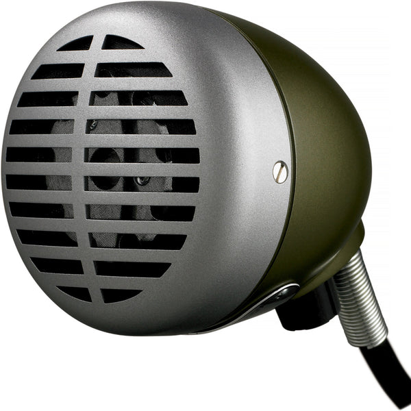 Shure 520DX Green Bullet Harmonica Microphone | Music Experience | Shop Online | South Africa