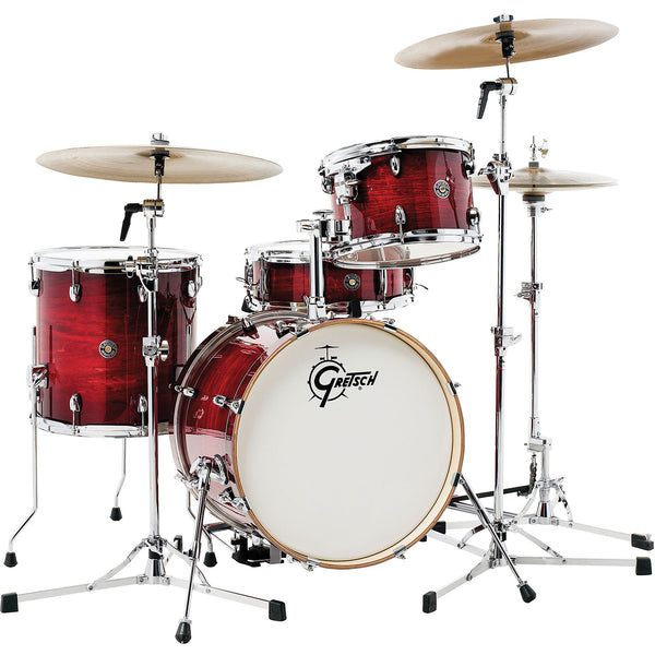 Gretsch Catalina Club Jazz Gloss Crimson Burst | Music Experience | Shop Online | South Africa