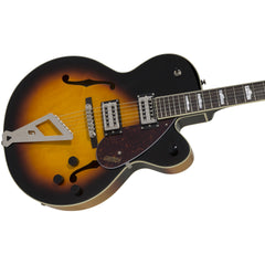 Gretsch G2420 Streamliner Hollow Body Aged Brooklyn Burst | Music Experience Online | South Africa