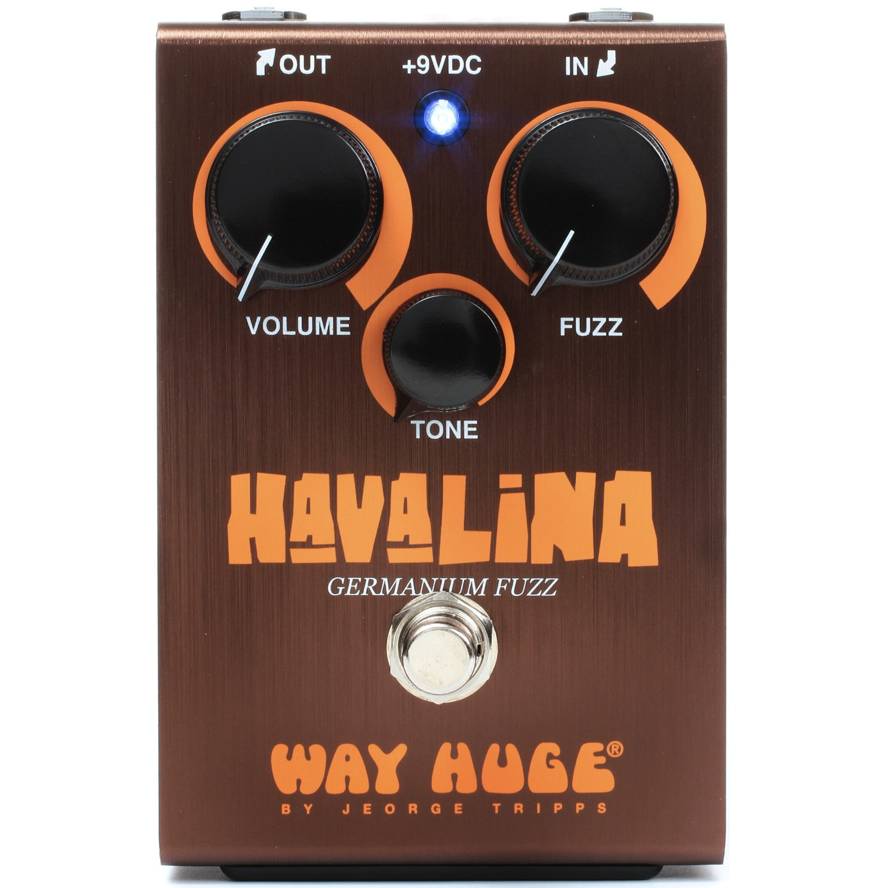 Way Huge Electronics Havalina Germanium Fuzz