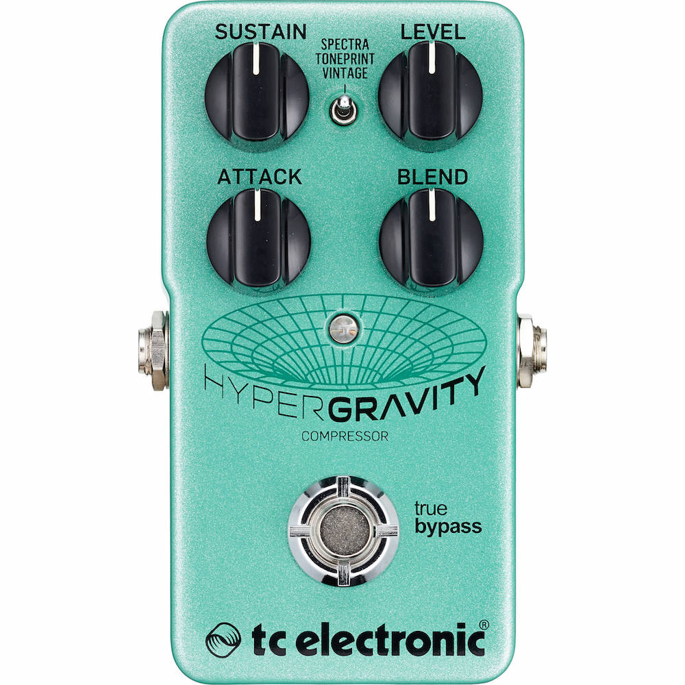 TC Electronic HyperGravity Compressor | Music Experience | Shop Online | South Africa