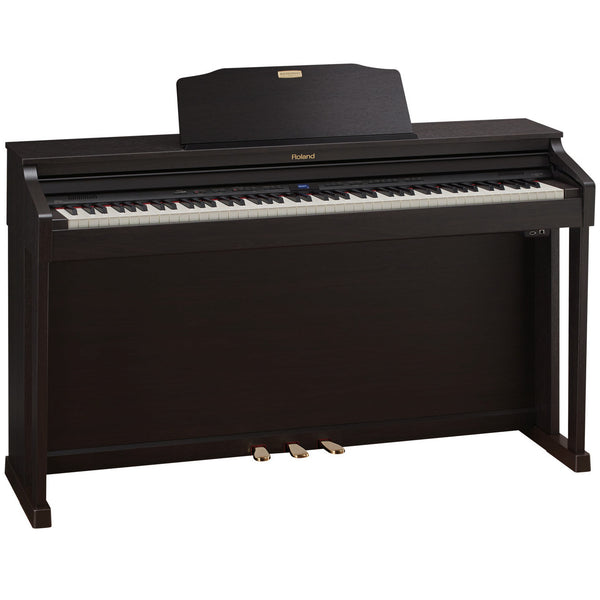 Roland HP504 Digital Piano Contemporary Rosewood | Music Experience | Shop Online | South Africa