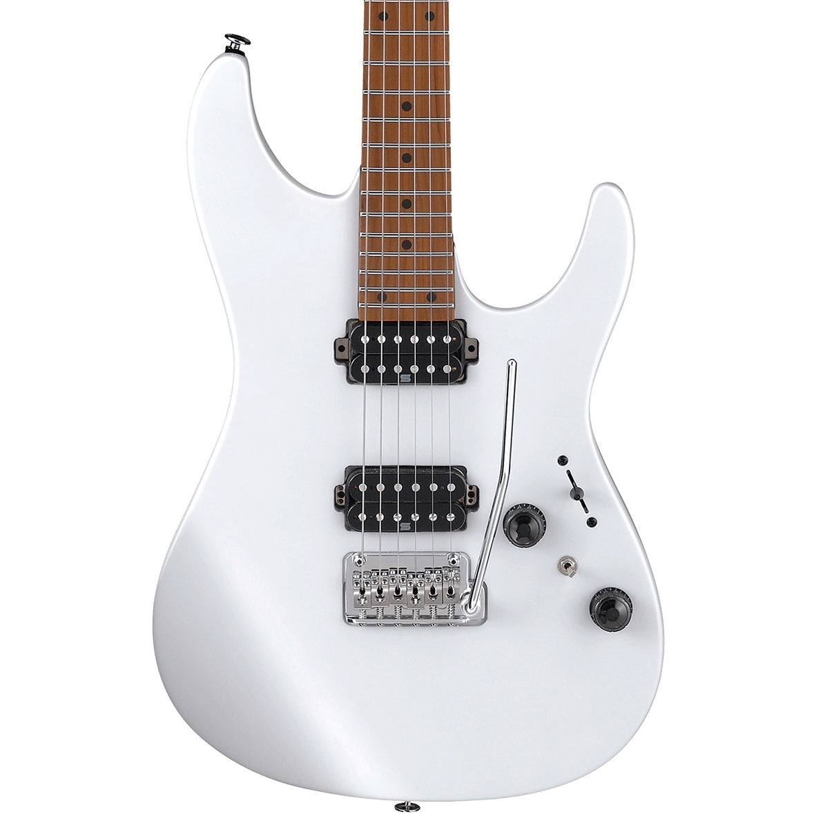 Ibanez AZ2402-PWF AZ Series Pearl White Flat | Music Experience | Shop Online | South Africa