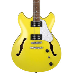 Ibanez AS63-SFG Artcore Vibrante Lemon Yellow | Music Experience | Shop Online | South Africa