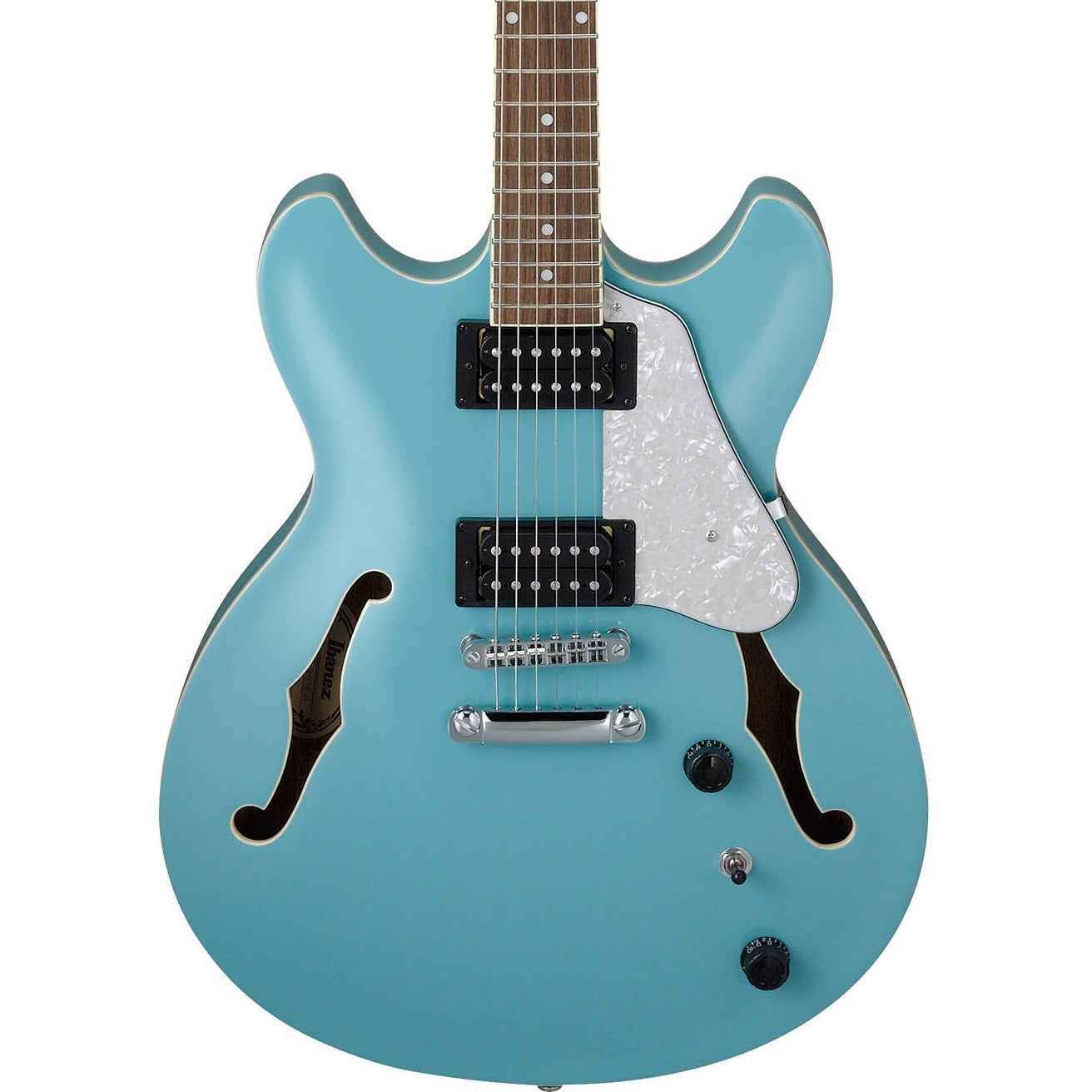 Ibanez AS63-CRP Artcore Vibrante Mint Blue | Music Experience | Shop Online | South Africa