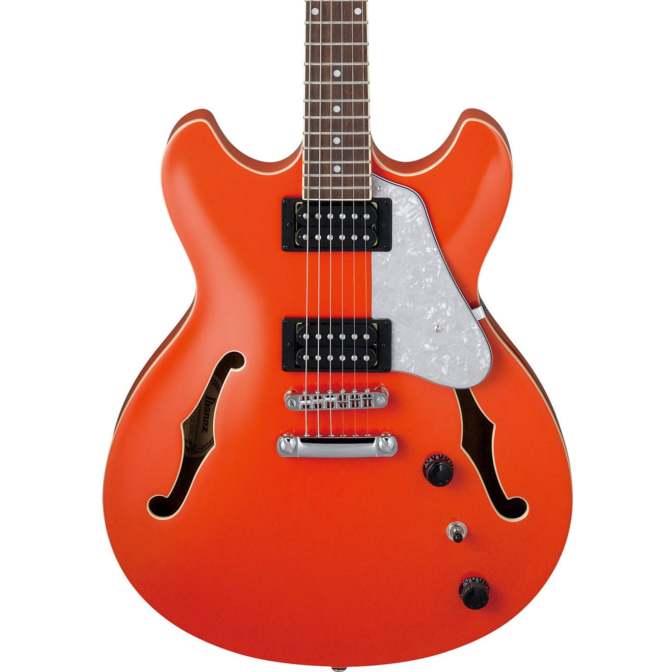 Ibanez AS63-SFG Artcore Vibrante Twilight Orange | Music Experience | Shop Online | South Africa