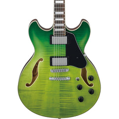 Ibanez AS73FM-AZG Artcore Green Valley Gradiation | Music Experience | Shop Online | South Africa