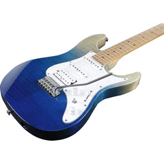 Ibanez AZ224F-BIG Blue Iceberg Gradation Premium AZ Electric Guitar | Music Experience | Shop Online | South Africa