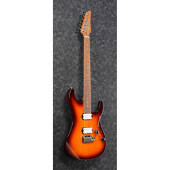 Ibanez AZ2402FF-RBB AZ Prestige Regal Brown Burst | Music Experience | Shop Online | South Africa